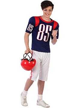 Disfraz Jugador Rugby Adolescente