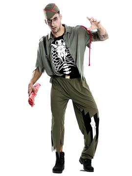 Disfraz Legionario Zombie Adulto