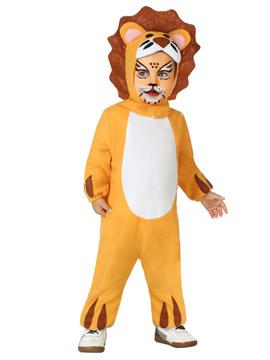 Disfraz Pequeño León Bebé