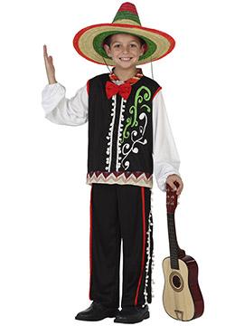 Disfraz Mariachi Niño Infantil