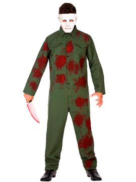 Disfraz Mecánico Sangriento Adulto