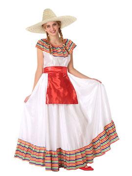 Disfraz Mexicana Adolescente