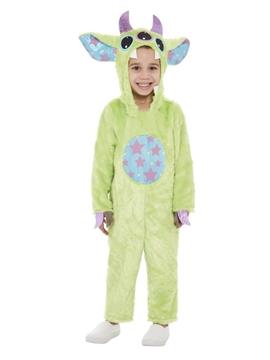 Disfraz Monstruo Verde Infantil