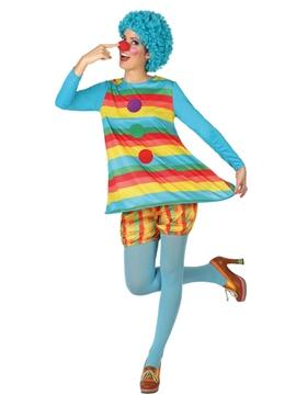 Disfraz de Mujer Payaso