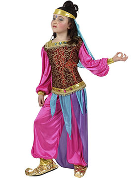 Disfraz Niña Princesa Árabe Infantil