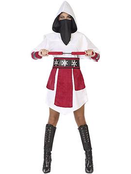 Disfraz Ninja Mujer Adulto