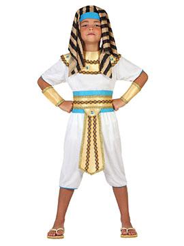 Disfraz Niño Faraón Infantil