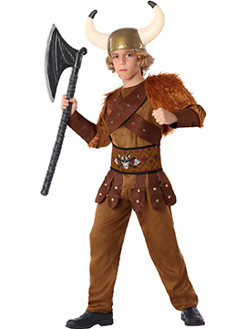 Disfraz Niño Vikingo Infantil