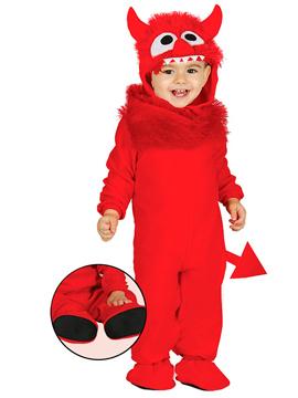 Disfraz de Pequeño Demonio Bebé