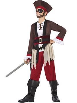 Disfraz Pirata Niño Infantil