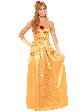 Disfraz Princesa Bella Adulto