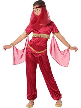Disfraz Princesa Árabe Niña Infantil