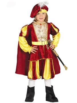 Disfraz de Príncipe Infantil