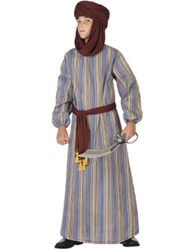 Disfraz Árabe Niño Infantil