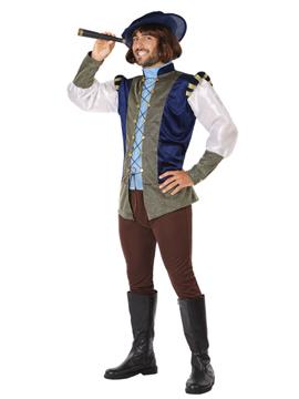 Disfraz Señor Medieval Adulto