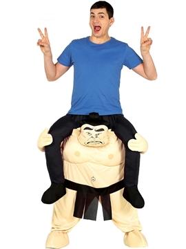 Disfraz de Sumo a Hombros