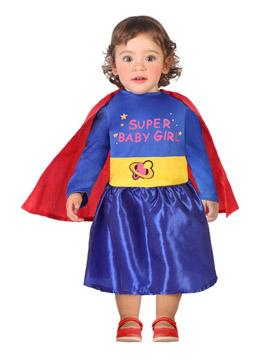Disfraz Superheroína Bebé