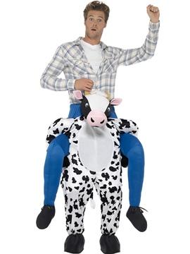 Disfraz de Vaca a Hombros