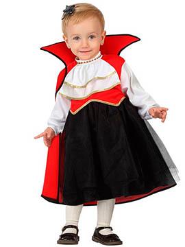 Disfraz Vampiresa Bebé