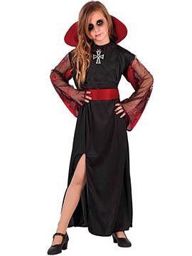 Disfraz Vampiresa Niña Infantil