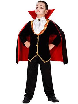 Disfraz Vampiro Niño Infantil