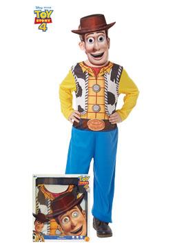 Disfraz Woody Toy Story con Máscara Infantil