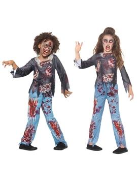 Disfraz Zombie Infantil Unisex