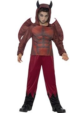 Disfraz Demonio Deluxe Infantil