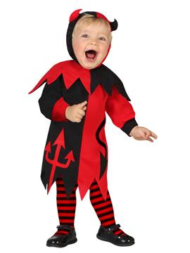 Disfraz Demonio Niña Bebé