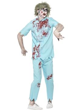 Disfraz Dentista Zombie Adulto