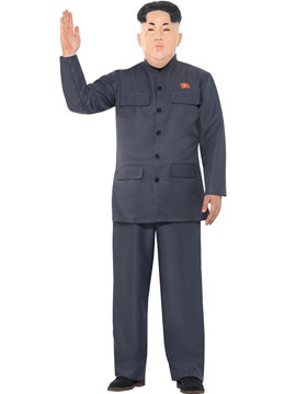 Disfraz Dictador Norcoreano Adulto