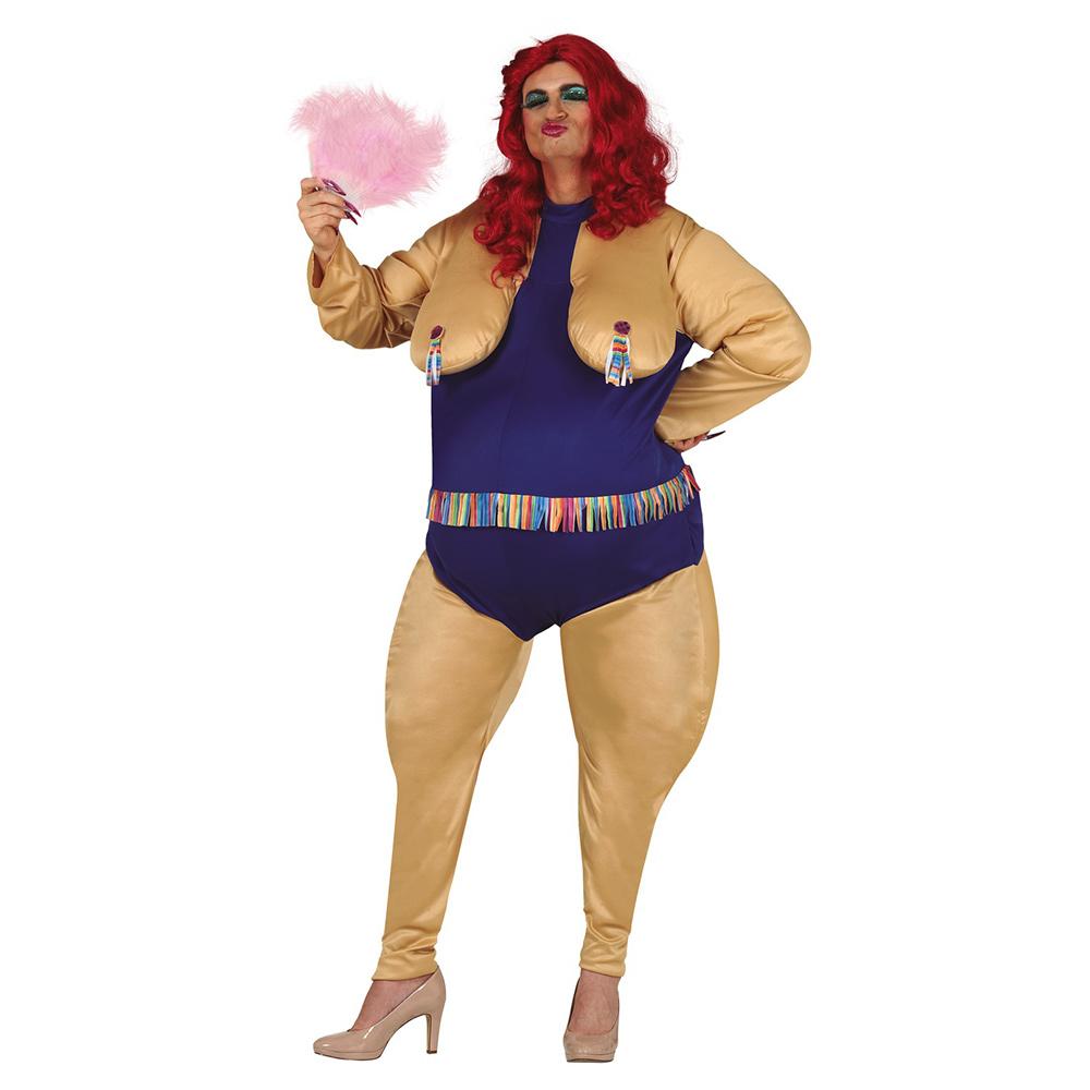 Disfraz Drag Queen Adulto