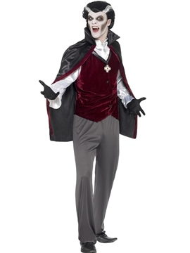 Disfraz Drácula Adulto