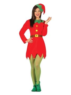 Disfraz Elfa Adulta