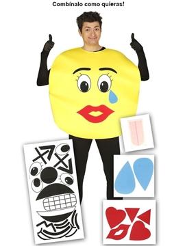 Disfraz Emoticón / Emoji Adulto