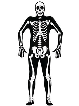 Disfraz Esqueleto Spandex Adulto
