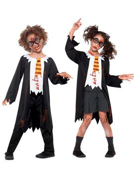 Disfraz Estudiante Zombie