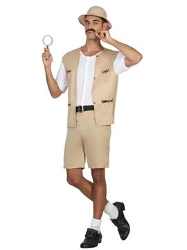 Disfraz Explorador Adulto