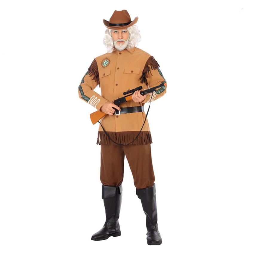 Disfraz Explorador Americano Adulto