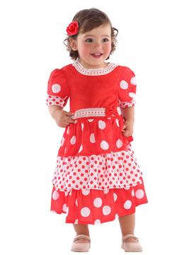 Disfraz Flamenca Bebé