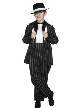Disfraz Ganster Infantil