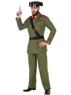 Disfraz Guardia Hombre
