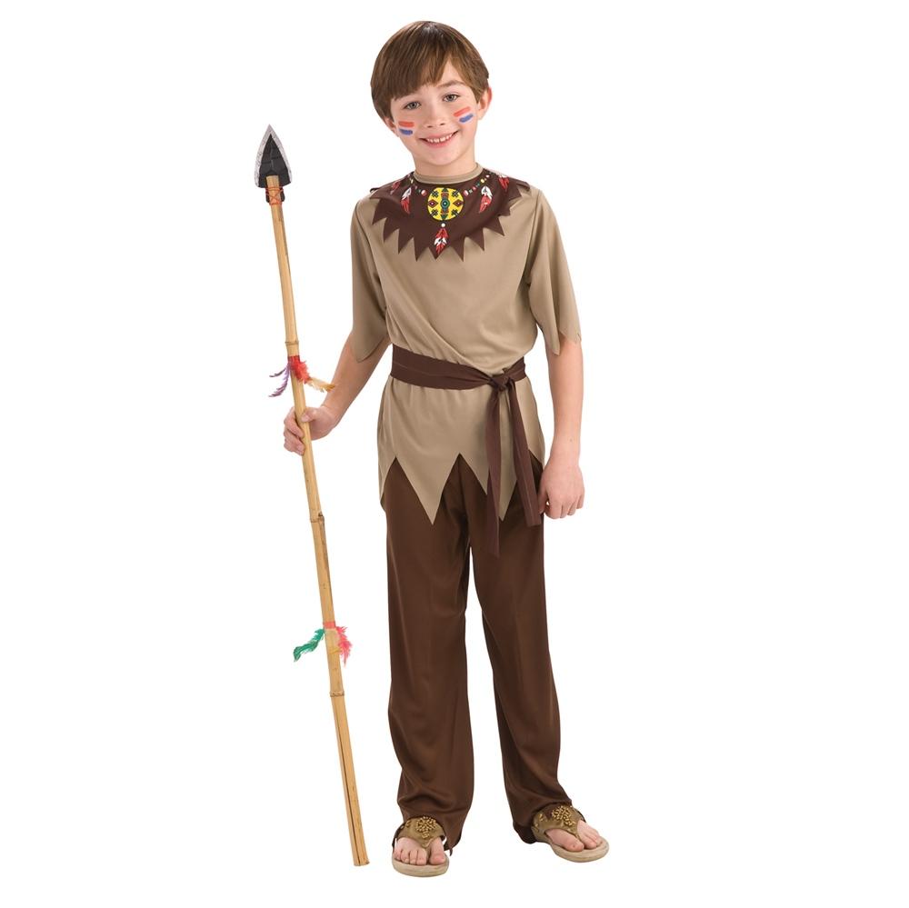 Disfraz Guerrero Indio Infantil