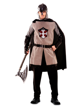 Disfraz Guerrero Medieval Adulto