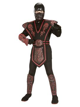 Disfraz Guerrero Ninja Infantil