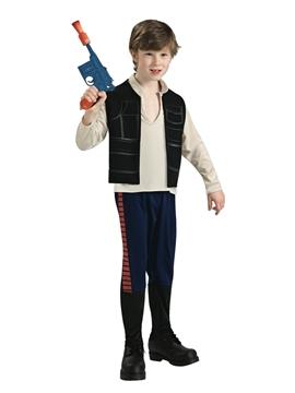 Disfraz Han Solo Star Wars Infantil