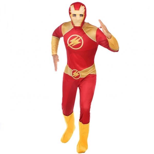 Disfraz Héroe de Cómic Adulto