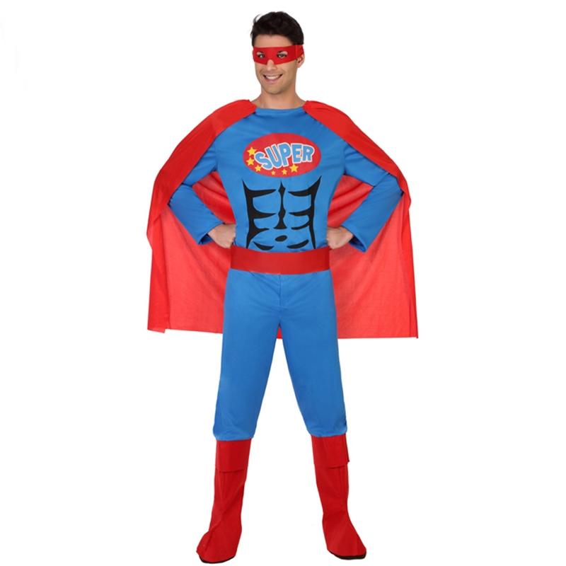 Disfraz Héroe de Cómic Hombre