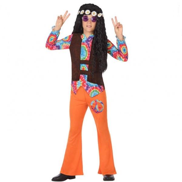 Disfraz Hippie de Niño