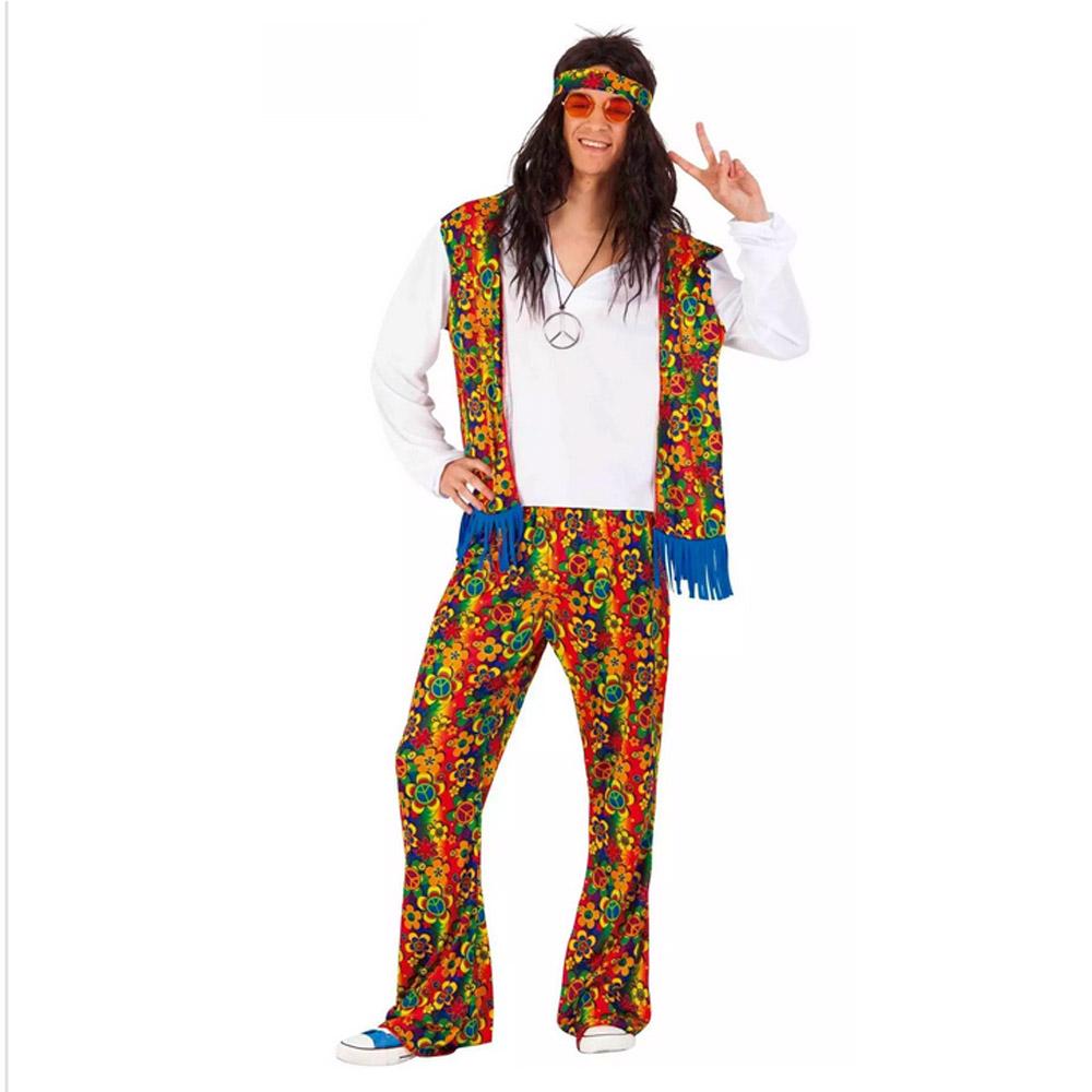 Disfraz Hippie Man Adulto